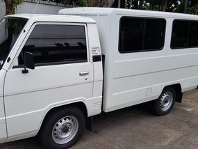 2nd Hand Mitsubishi L300 2016 for sale in Metro Manila