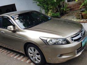 Sell Used 2008 Honda Accord Automatic in Metro Manila