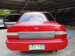 1996 Toyota Corolla for sale in Quezon City