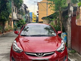 2012 Hyundai Elantra for sale in Quezon City