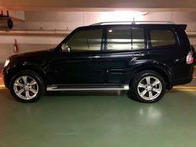 Sell Black 2010 Mitsubishi Pajero Diesel Automatic at 82000 km
