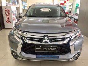 Selling Brand New Mitsubishi Montero Sport 2019 in Manila