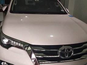 Sell Used 2017 Toyota Fortuner at 8000 km in Caloocan