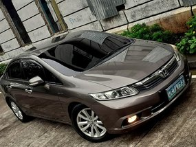 2012 Honda Civic at 78000 km for sale in Bacoor
