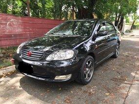 Selling Black Toyota Corolla Altis 2005 Automatic in Rizal