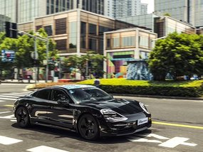 The Porsche Taycan EV is set to debut in September 4, 2019