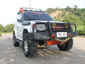 Selling Used Mitsubishi Pajero 2006 Automatic Diesel