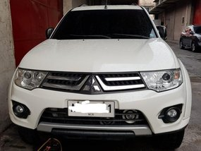 2014 Mitsubishi Montero for sale in Manila