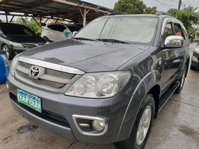 Sell Used 2006 Toyota Fortuner Automatic Diesel at 92000 km