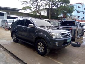 Black 2006 Toyota Fortuner for sale in Baguio