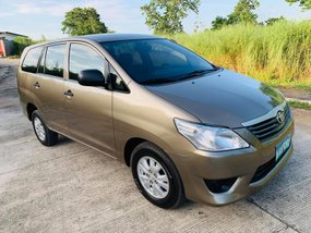Sell 2nd Hand 2014 Toyota Innova Automatic Diesel in Isabela