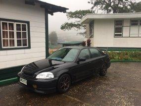 Black Honda Civic 1997 for sale in Bulacan