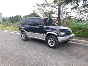 Black Suzuki Vitara 1997 Automatic for sale in Rizal