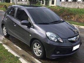 Selling Used Honda Brio 2015 at 60000 km in Laguna