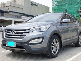 Sell 2nd Hand 2013 Hyundai Santa Fe Automatic Diesel at 50000 km