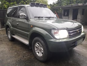 Sell Used 1997 Toyota Land Cruiser Prado Automatic Gasoline