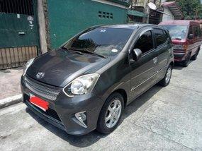 Selling Used Toyota Wigo 2017 Hatchback at 31000 km