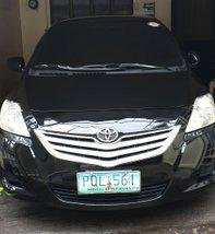 Black Toyota Vios 2011 at 91000 km for sale