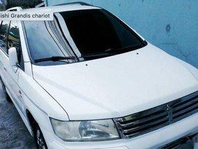 Sell White 2005 Mitsubishi Grandis in Taytay