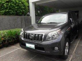 Selling Toyota Land Cruiser Prado 2011 Automatic Gasoline