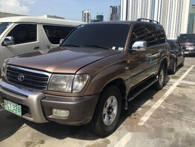 Selling Toyota Land Cruiser 2000 at 124000 km