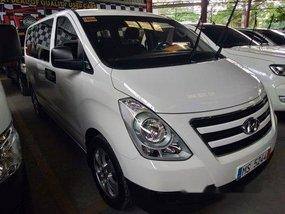 Sell White 2017 Hyundai Grand Starex Manual Diesel at 12000 km