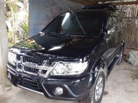 Black Isuzu Sportivo X 2014 for sale in Dipolog