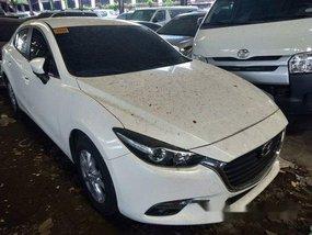 Sell White 2019 Mazda 3 in Makati