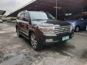 Black Toyota Land Cruiser 2011 for sale in Pasig