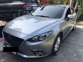 Sell Silver 2015 Mazda 3 at 36000 km