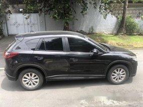 Black Mazda Cx-5 2012 at 55165 km for sale