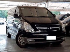 Black Hyundai Starex 2010 at 93000 km for sale