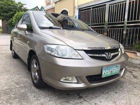 Honda City 2007 Sedan at 138000 km for sale