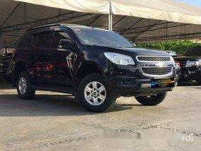 Selling Black Chevrolet Trailblazer 2013 in Makati
