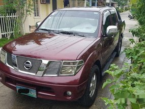 Nissan Frontier Navara 2008 Automatic Diesel for sale