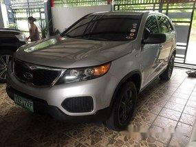 Silver Kia Sorento 2012 Automatic Diesel for sale