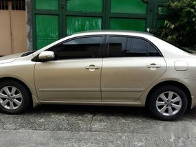 Toyota Corolla Altis 2011 for sale in Las Pinas