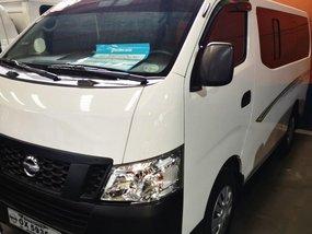 Selling White Nissan Urvan 2017 Van in Manila