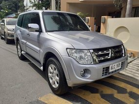 Sell Silver 2014 Mitsubishi Pajero at 103000 km