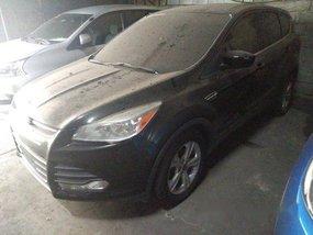 Black Ford Escape 2015 for sale in Makati