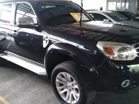 Sell Black 2014 Ford Everest Automatic Diesel at 71264 km
