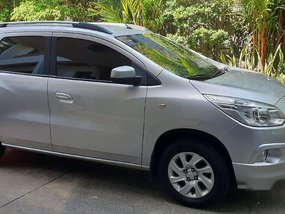 Sell Silver 2014 Chevrolet Spin Automatic Gasoline at 36000 km