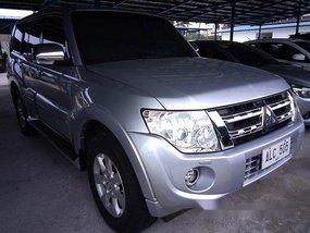 Selling Silver Mitsubishi Pajero 2014 Automatic Diesel