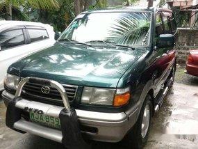 Green Toyota Revo 1999 for sale in Valenzuela