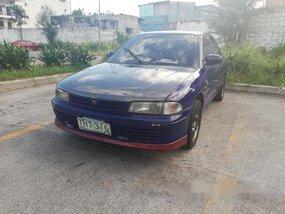 1993 Mitsubishi Lancer Manual Gasoline for sale