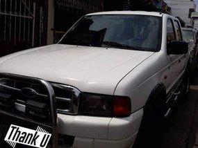 Selling White Ford Ranger 2002 Manual Diesel