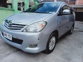 Sell Silver 2009 Toyota Innova in Metro Manila