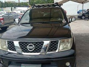 Sell Black 2009 Nissan Frontier Navara Automatic Diesel at 85000 km