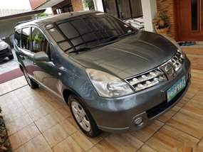 Sell 2009 Nissan Grand Livina Automatic Gasoline at 120000 km