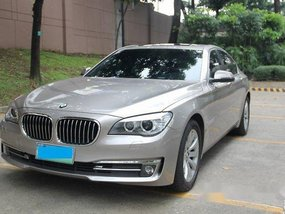 Sell Silver 2013 Bmw 730D in Pasig